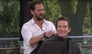 Jason & John Varvatos on the Jeff Probst Show