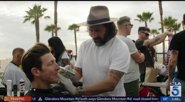 KTLA features Old Dominion's partnership with THEMENSGROOMER FOUNDATION