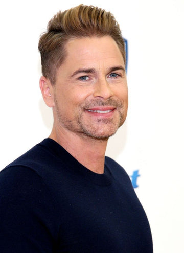 Rob Lowe's Groomer Explains the Inspiration Behind His New Haircut and 'Guy-Lights'