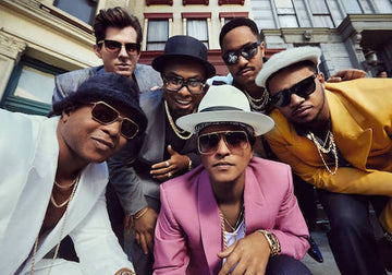 "Get Bruno Mars' and Mark Ronson's Hair From the Video ""Uptown Funk"""