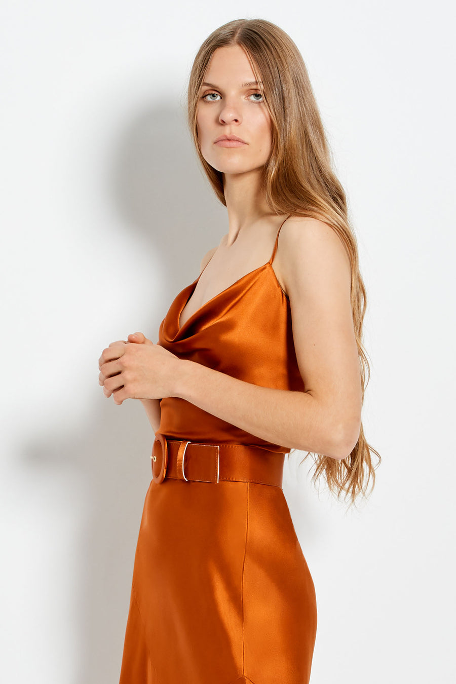 Anais Top - Copper