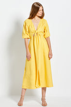 Asilah Dress - Sunflower