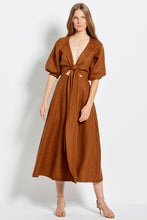 Asilah Dress - Tobacco