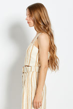 Fez Top - Vintage Chain - Ivory