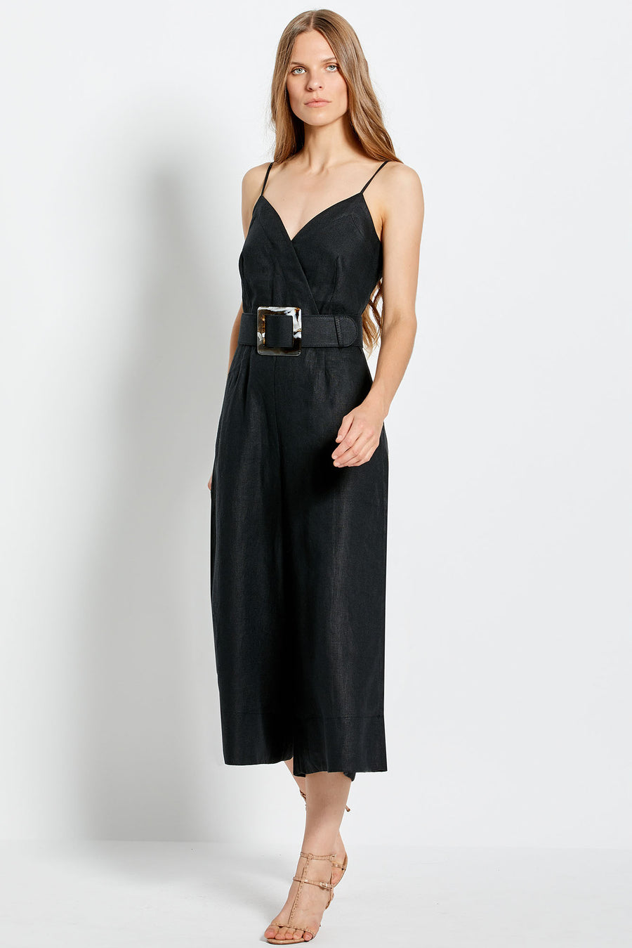 Seta Jumpsuit - Black