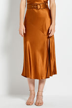 Simonetta Skirt - Bronze