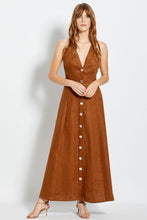 Yasmine Dress - Tobacco