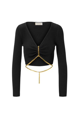 Alma Top - Black