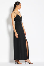 Slip Gown - Black