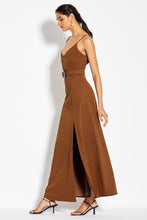 Slip Gown - Walnut