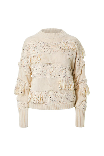 Faina Sweater - Cream