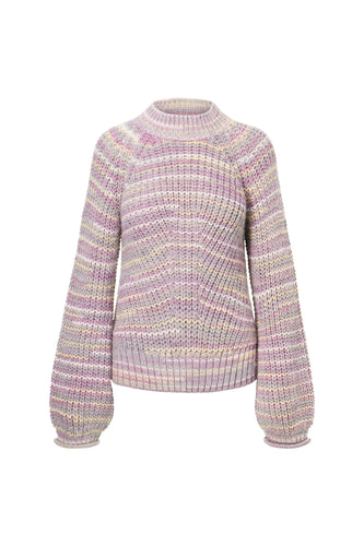 Maliya Sweater - Grey Multi
