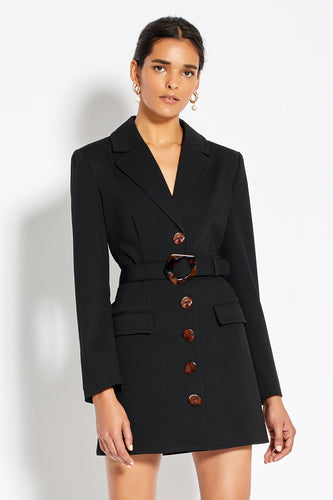 Blazer/Dress - Black