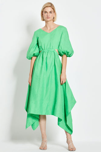 Karen Dress - Leaf