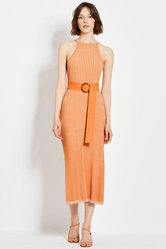 Lily Dress - Mandarin
