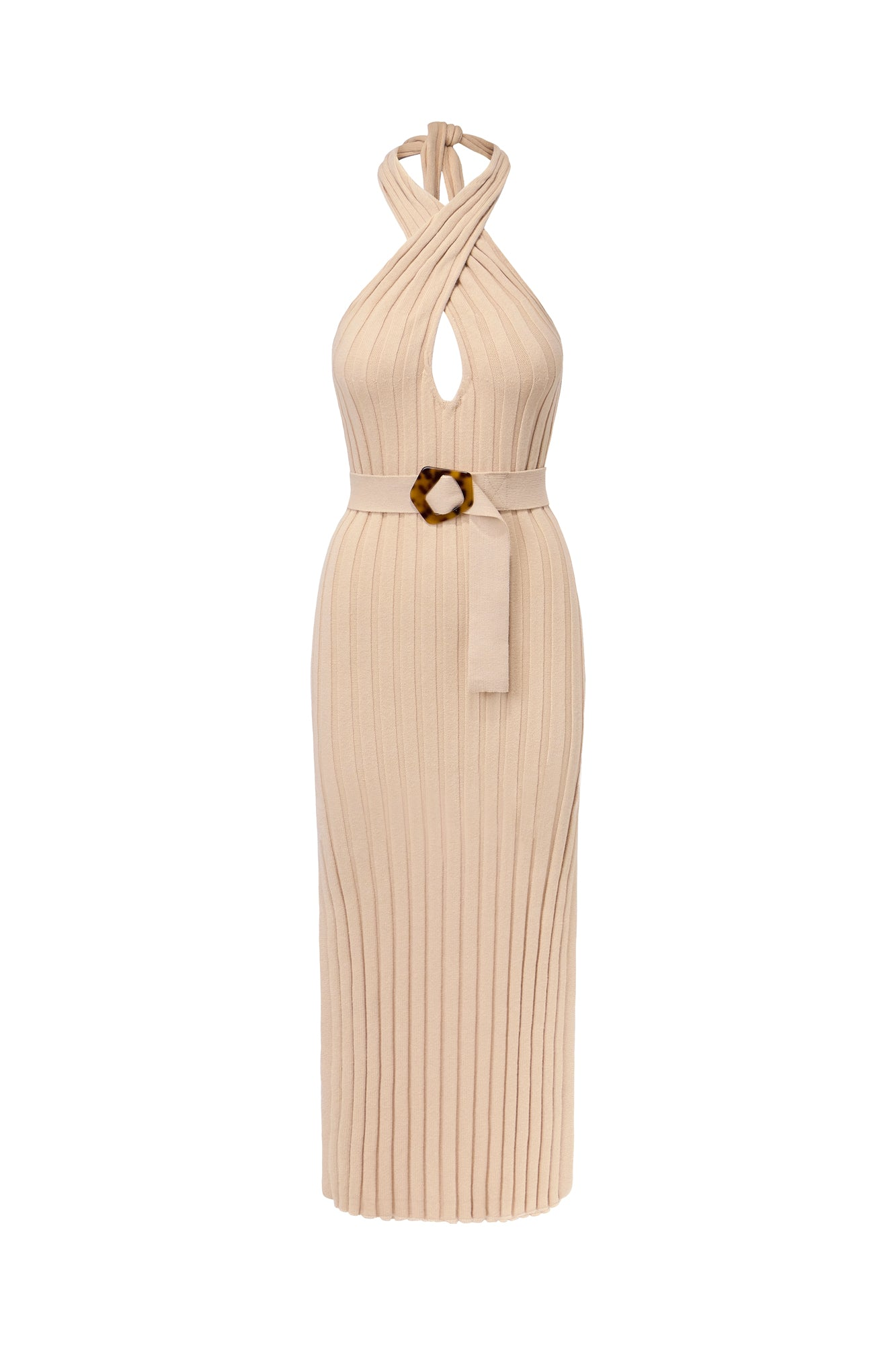Harissa Dress - Sand