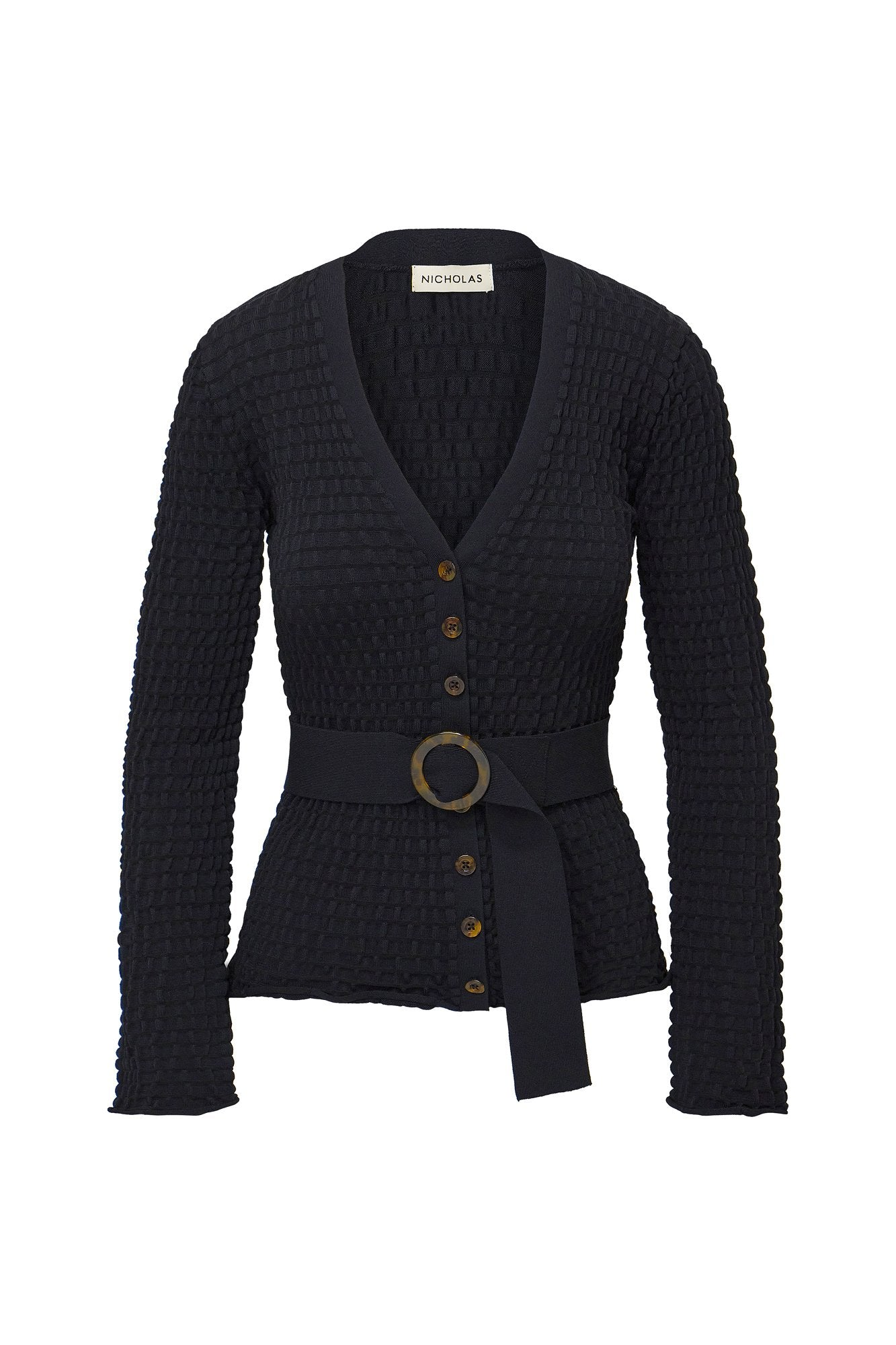 Adele Cardigan - Black