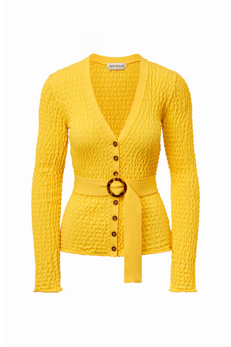 Adele Cardigan - Sunflower