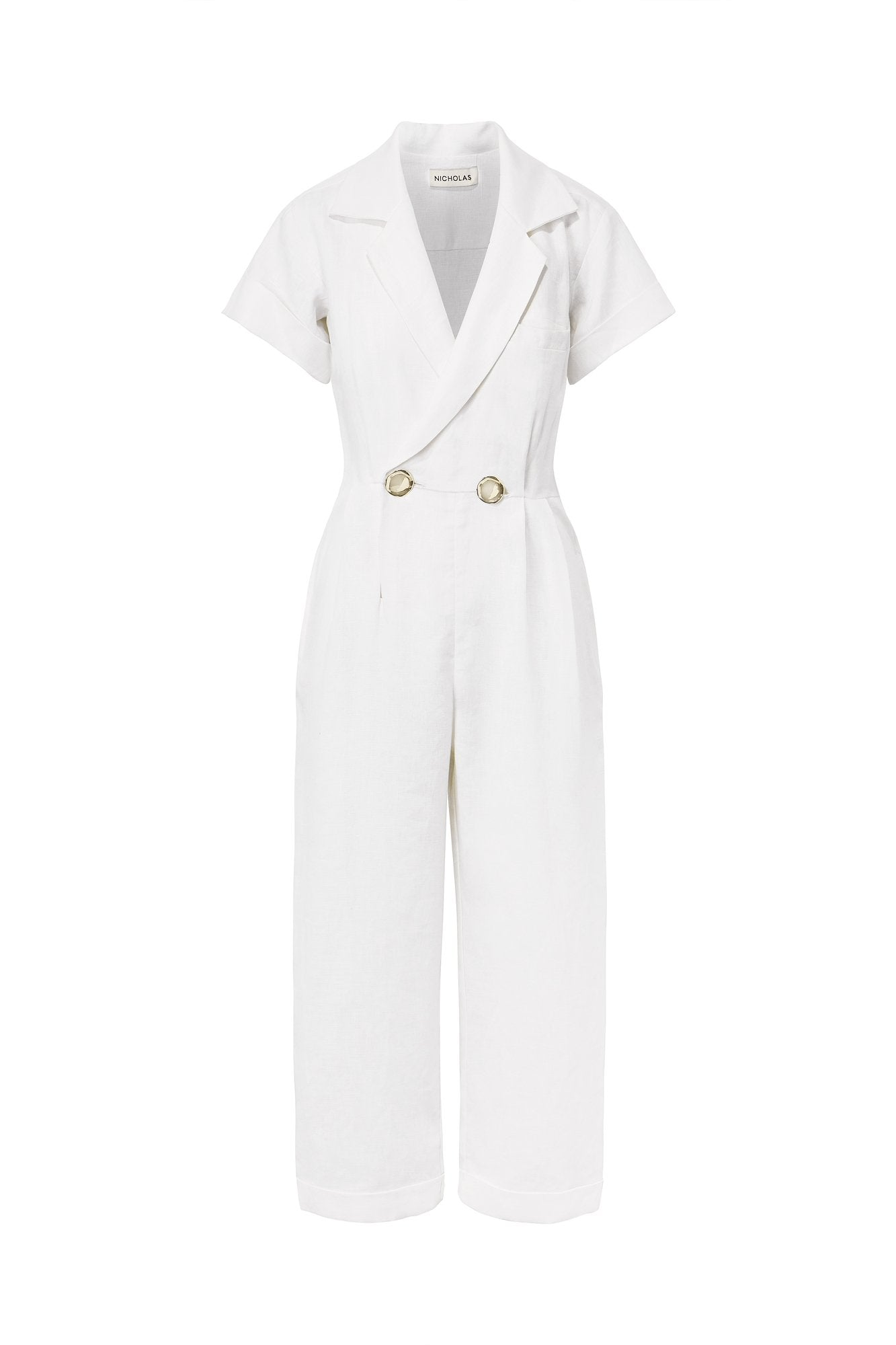Rumi Jumpsuit - White