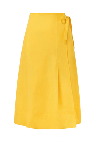 Almeira Skirt - Sunflower