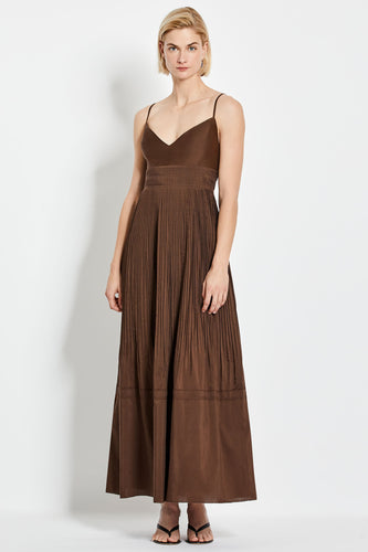 Susan Dress - Cocoa
