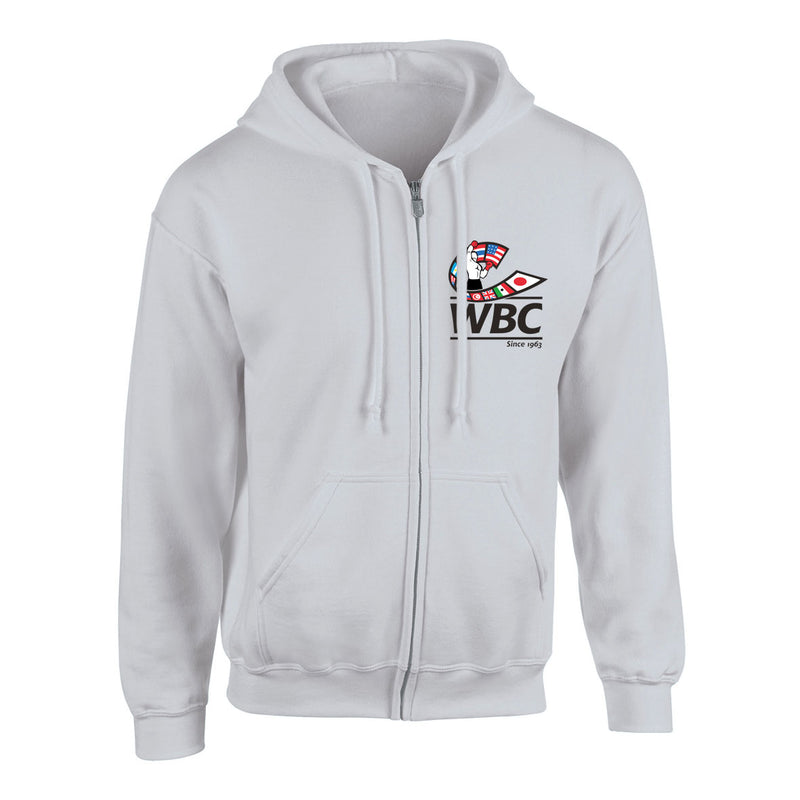 WBC W/ Full Color Logo Zip Up