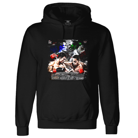 WILDER FURY OFFICIAL POSTER White Sweatshirt Event