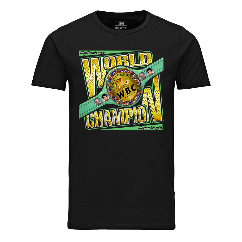 WBC Champion Winners Tee- Black