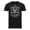 WBC London Queensbury Rules Graphic Tee- White