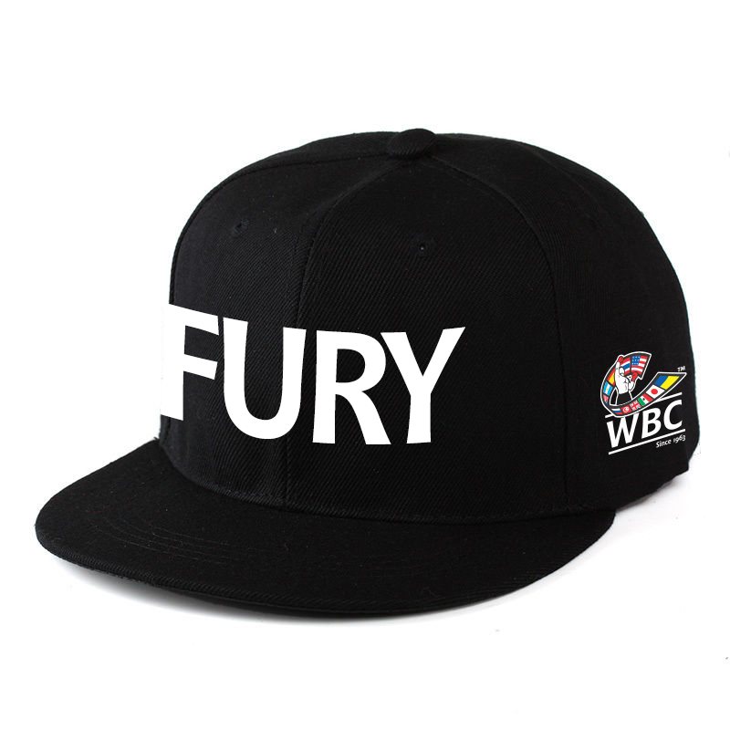 Tyson Fury WBC HAT BLACK