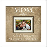 Mother's Day Gift For Mother From Kids | For Mom From Kids | Personalized Mom Picture Frame | Mom Gift Guide | Mother Gift | Gift For Mom - MemoryScapes Personalized and Customized Picture Frame