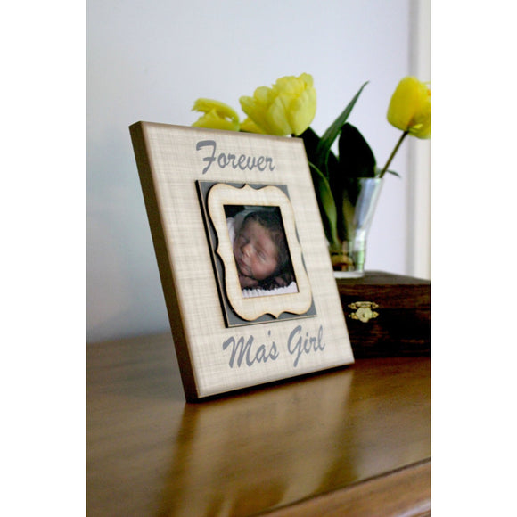 READY TO SHIP!! Frame for Ma ~ Personalized ~ Customized ~Forever Ma's Girl 8