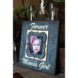"Frame for Mimi ~ Customized ~Forever Mimi's Girl 8""x8"" Picture Frame - MemoryScapes Personalized and Customized Picture Frame"