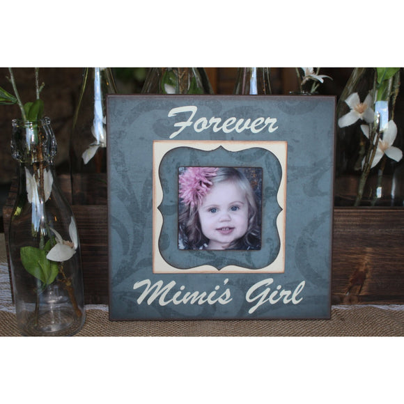 Frame for Mimi ~ Customized ~Forever Mimi's Girl 8