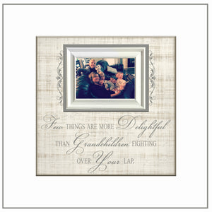 Picture Frame for Grandmother | Unique Gifts for Grandma | Custom Gifts for Grandmother | Gift Ideas for Grandparents | Grandma Mother's Day - MemoryScapes Personalized and Customized Picture Frame