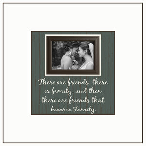 Best Friend Birthday Gift Ideas ~ Maid of Honor Gift ~ Thank You Wedding Gift For Bridesmaids ~Personalized Wedding Frame ~ Sister in Law - MemoryScapes Personalized and Customized Picture Frame