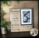 Remembering You is Easy Personalized Memory Frame | MemoryScapes - Memory Scapes