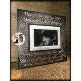 Sympathy Gift Ideas for Loss of Father Picture Frame | MemoryScapes - MemoryScapes Personalized and Customized Picture Frame