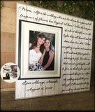 Personalized Mother of the Bride Gift | Best Mother of the Bride Gifts | Mother of the Bride Gift Ideas | Mom Gift From Bride | Wedding Day - Memory Scapes