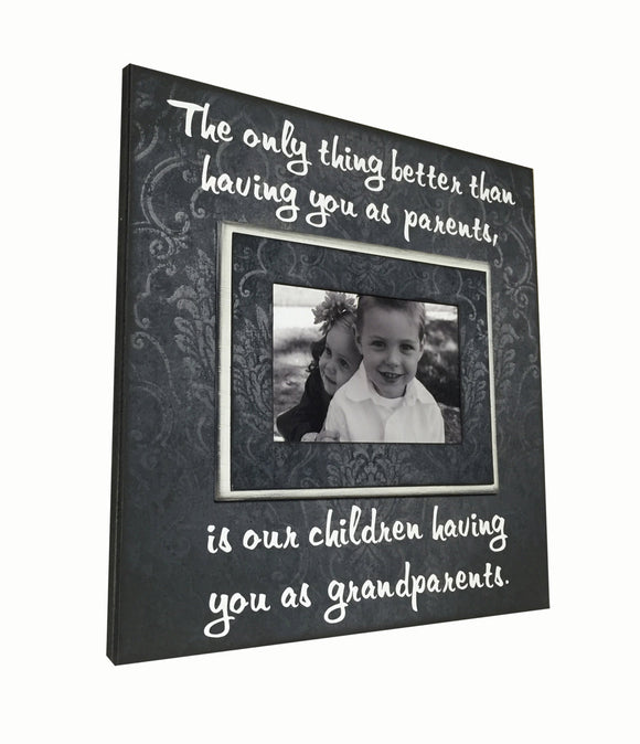 Grandparents Photo Frame Gift