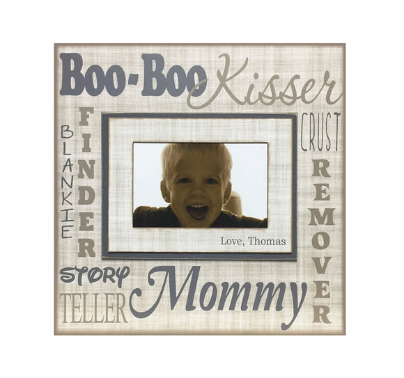 Gift for My Mommy | Customized Photo Frame for Mom | Mother's Day Gifts For Mom Ideas | Mother's Day Gift For Mommy From Kids - Memory Scapes