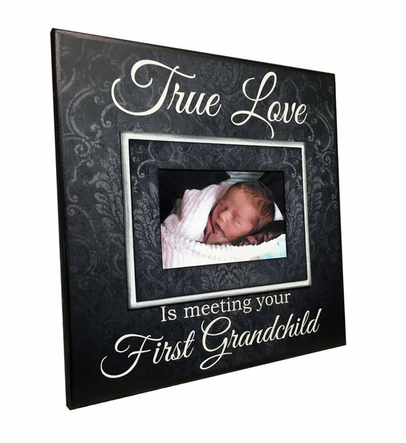 Pregnancy Announcement | Baby Announcement | Pregnancy Reveal | New Grandma | New Grandparents | First Grandchild | Memory Scapes Frames - MemoryScapes Personalized and Customized Picture Frame
