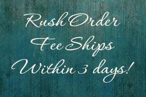 RUSH ORDER FEE: Ships within 3 days- Allow 2-3 days for shipping transit time - MemoryScapes Personalized and Customized Picture Frame