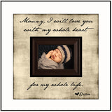 New Mom Gift from Husband Personalized From Baby | MemoryScapes - Memory Scapes