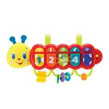 Lira The Caterpillar, Musical Activity Toy