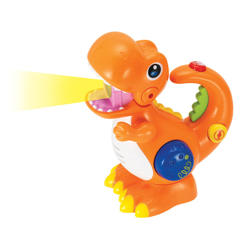 Tikki the Voice Changing Dino