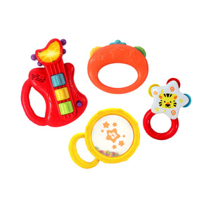 Rattle Musical Instruments Set with Guitar