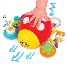 Lilly The Bug, Press & Crawl Musical Activity Toy
