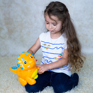 Izzy the Dinosaur Dancing Interactive Toy