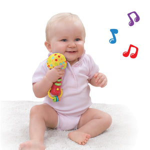 Musical Baby Microphone My Little Rock Star